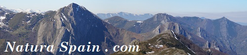 Parques Nacionales de España y Parques Naturales de España