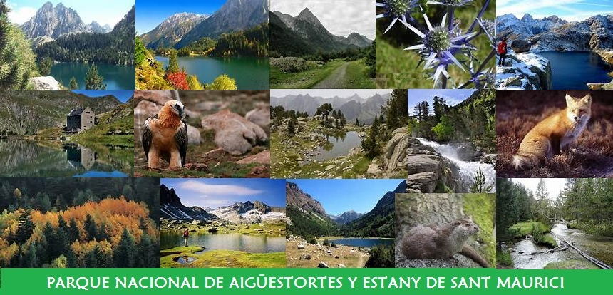 Parque Nacional de Aigüestortes y Estany de Sant Maurici
