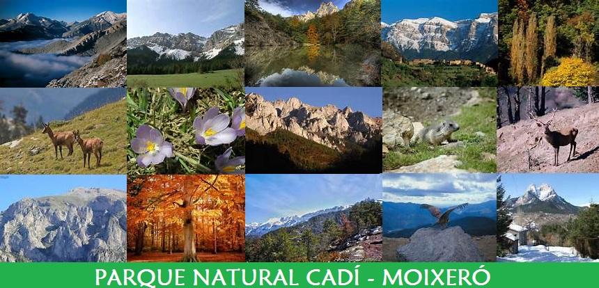Parque Natural Cadí - Moixeró