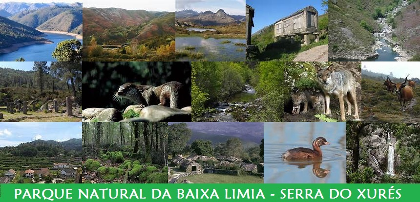 Parque Natural da Baixa Limia - Serra do Xurés
