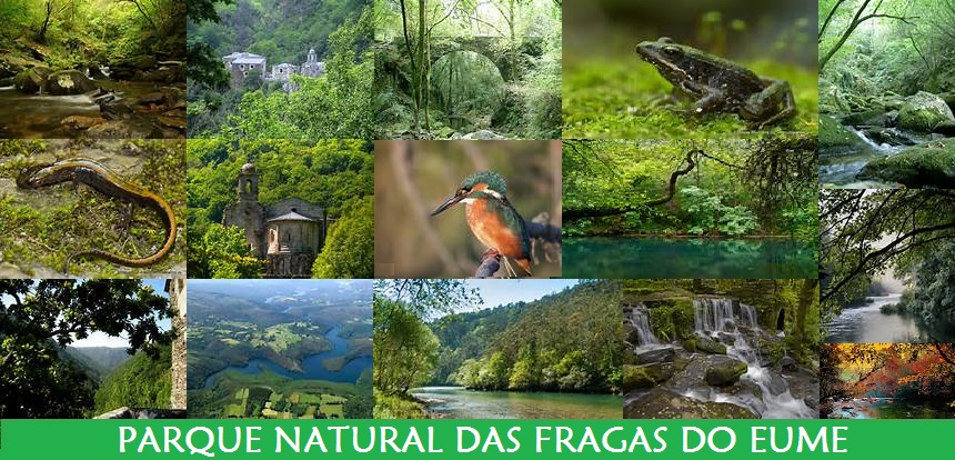 Parque Natural das Fragas do Eume