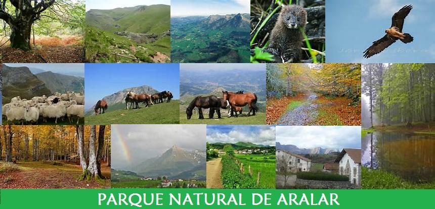 Parque Natural de Aralar