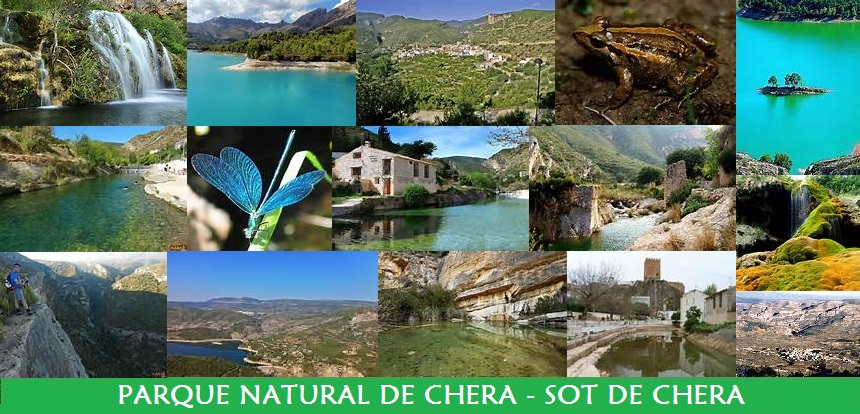 Parque Natural de Chera-Sot de Chera