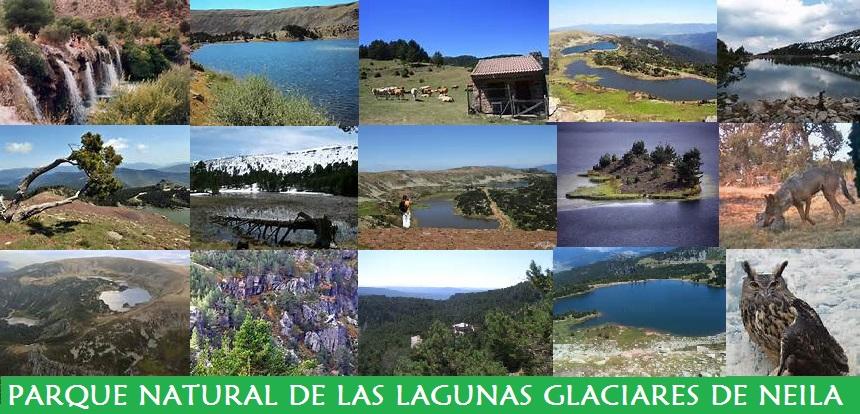 Parque Natural de las Lagunas Glaciares de Neila