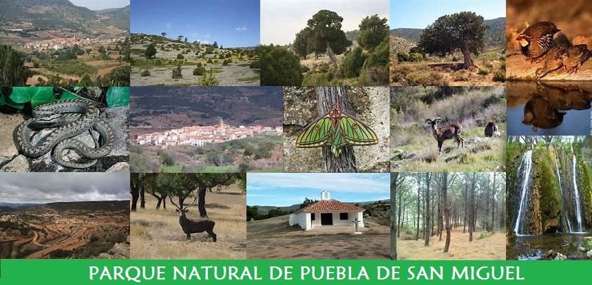 Parque Natural de Puebla de San Miguel