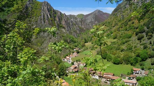 Parques Naturales de Asturias