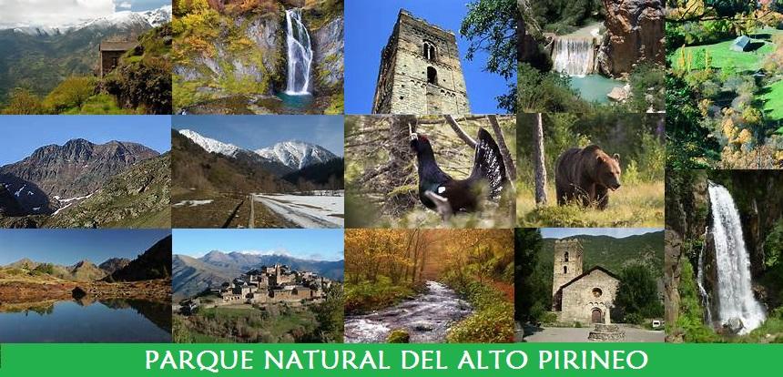 Parque Natural del Alto Pirineo/Alt Pirineu