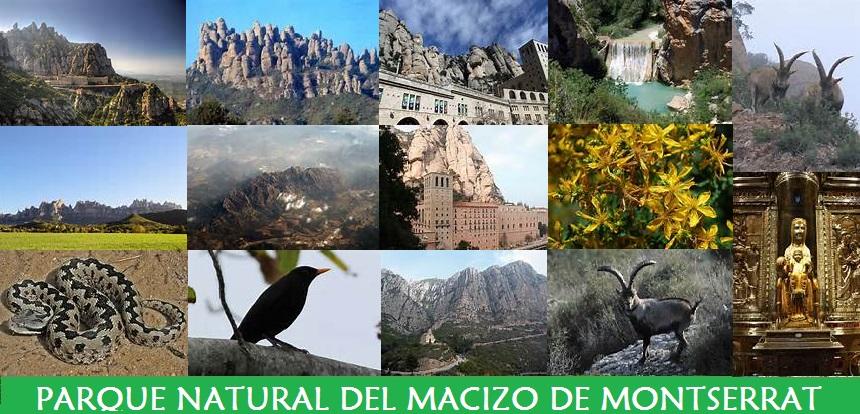 Parque Natural del Macizo de Montserrat
