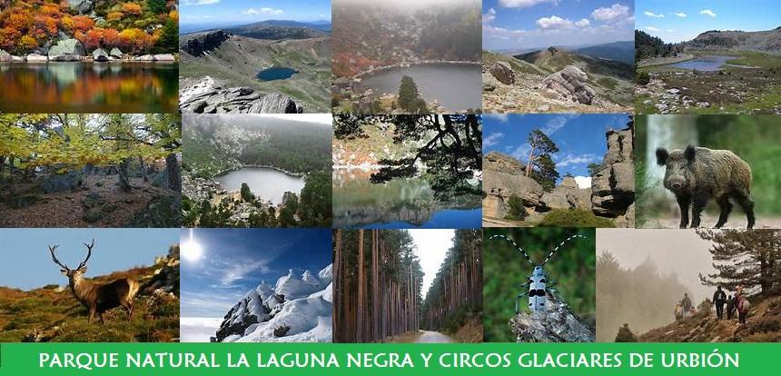 Parque Natural la Laguna Negra y Circos Glaciares de Urbión