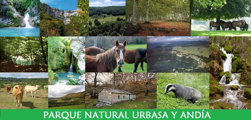 Parque Natural Urbasa y Andía